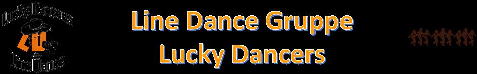 """Lucky Dancers"" Line Dance"